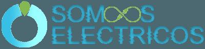 Logo de coches eléctricos - Somos Eléctricos