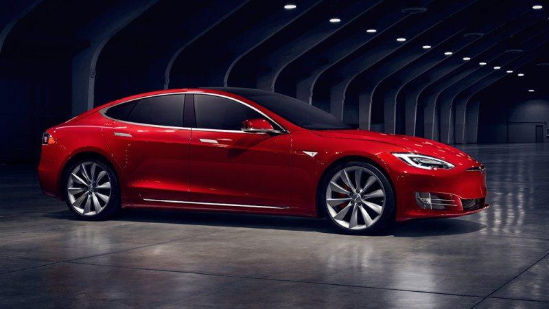 Imagen del Tesla Model S