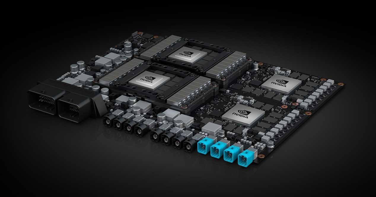Nvidia presenta Pegasus, procesador para la conducción autónoma de nivel 5