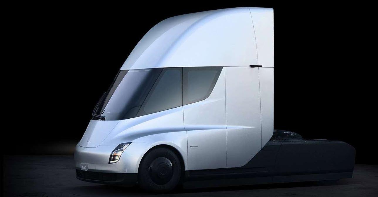 TeslaSemi-Truck