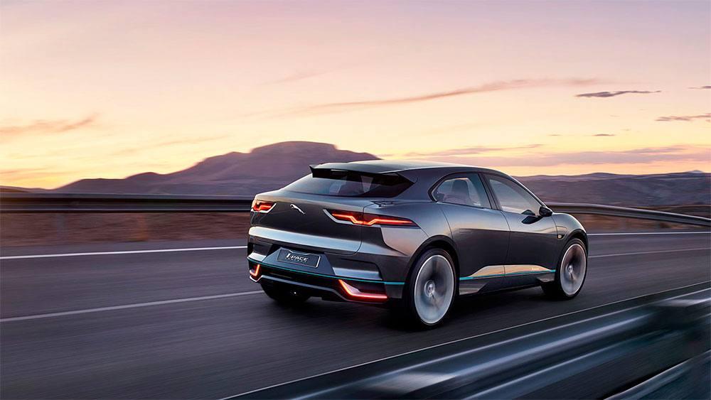 Imagen del Jaguar i-Pace