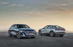 Foto del Audi e-Tron Sportback