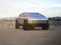 Tesla CyberTruck, foto de la pickup de Tesla