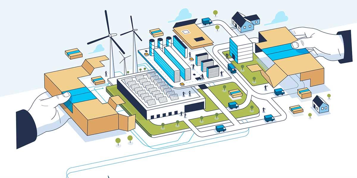 Proyecto de Sostenibilidad de Amazon