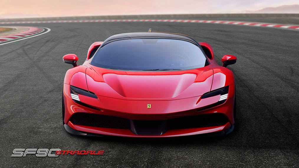 Ferrari-SF90-Stradale-hibrido_frontal