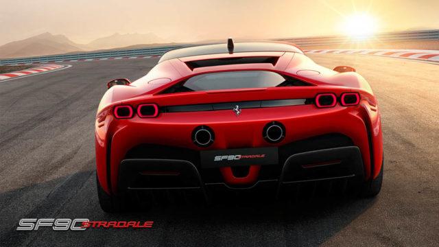 Ferrari-SF90-Stradale-hibrido_trasera