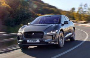 Foto del Jaguar I-Pace