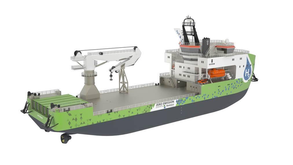 Ulstein-SX190-barco-hidrogeno