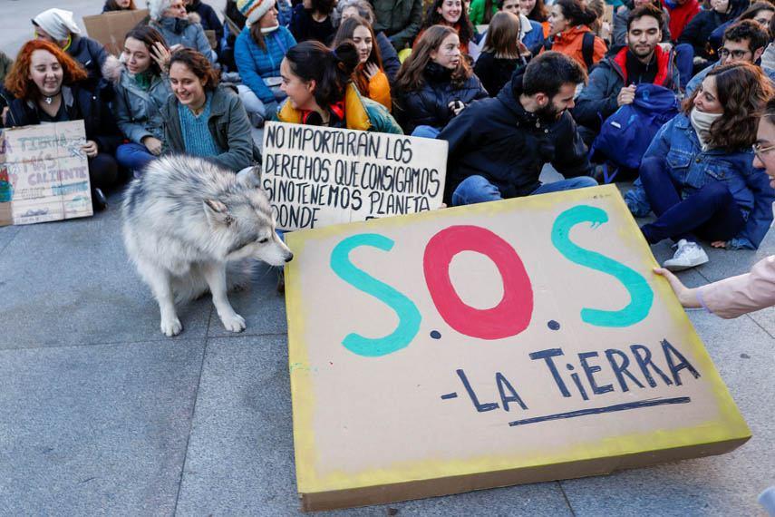 manifestacion-cop25-cambio-climatico