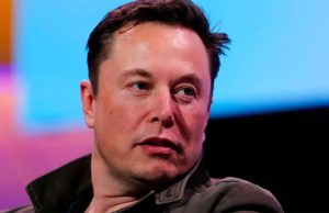 Foto de Elon Musk, CEO de Tesla