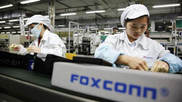 Foxconn-baterias