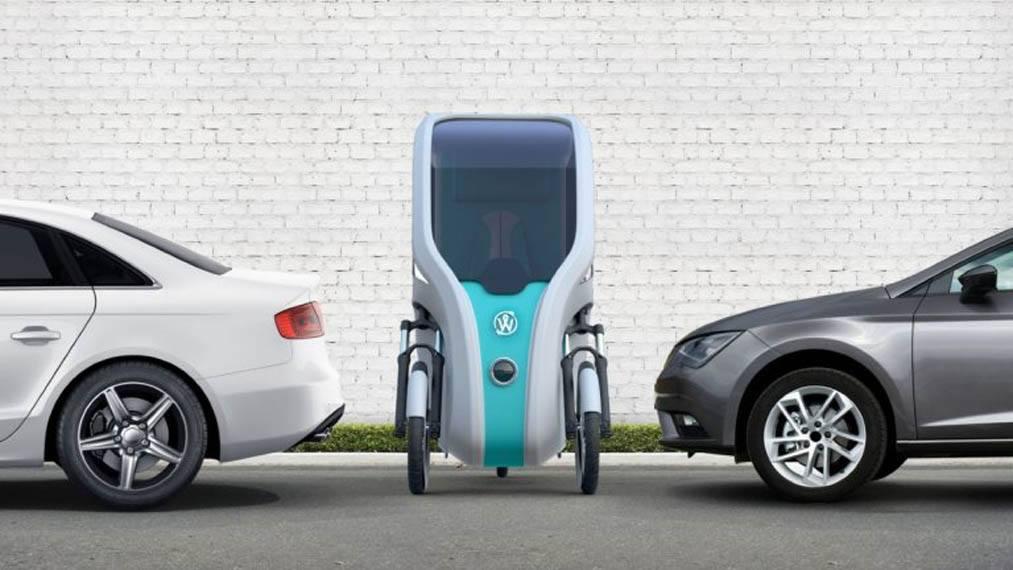 coche-electrico-wello-aparcado