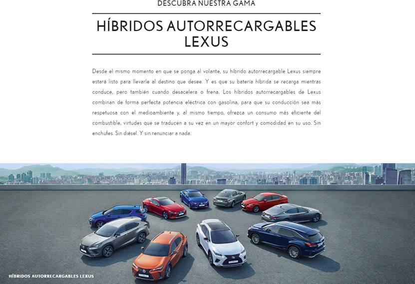 lexus-hibridos-auto-recargables