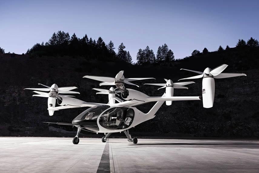 taxi-volador-eVTOL-Joby-Aviation