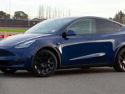 Tesla Model Y, foto de la versión de producción