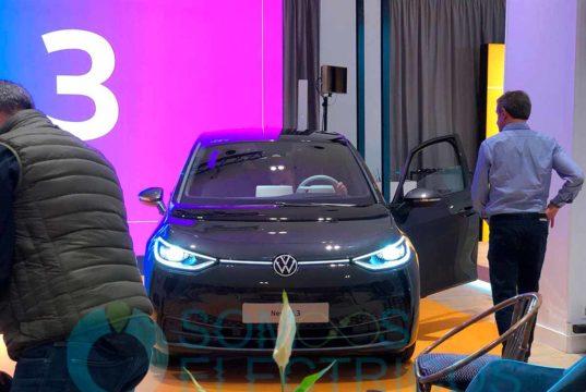 En 2021 se esperan mejoras importantes para el Volkswagen ID.3