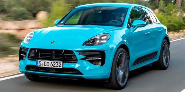 Foto del actual Porsche Macan