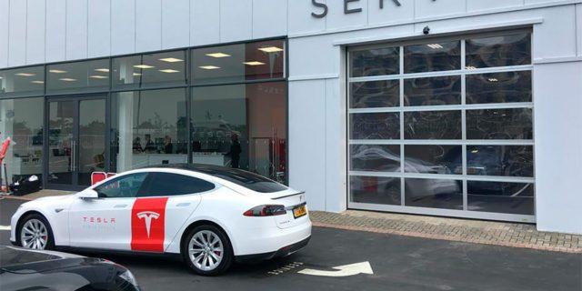 Servicio móvil técnico de Tesla, Tesla Rangers