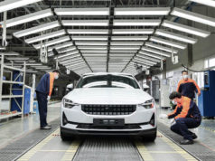 inicio-produccion-Polestar-2-China