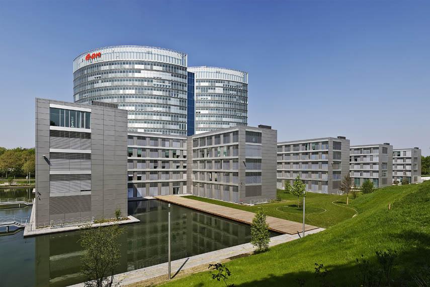 sede-E.ON-Essen-Alemania
