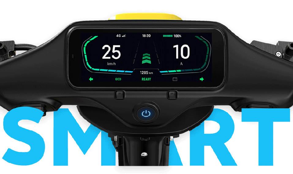xiaomi-ciclomotor-electrico-A1-pantalla