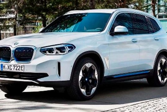 Ya se conoce el precio de partida del BMW iX3 en España