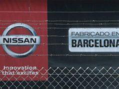 Foto de la fábrica de Nissan en Barcelona