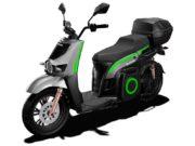 Foto de la nueva scooter eléctrica de Silence, la Silence S02 LS