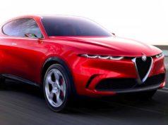 Imagen del Alfa Romeo Tonale, nuevo SUV