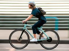 Bicicleta eléctrica Gogoro Eeyo