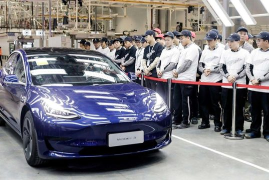 China avisa a Tesla por varias incidencias en sus Model 3 y Model Y