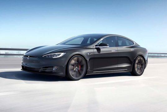 Nuevas evidencias de que la actualización estética del Tesla Model S y Model X está muy cerca