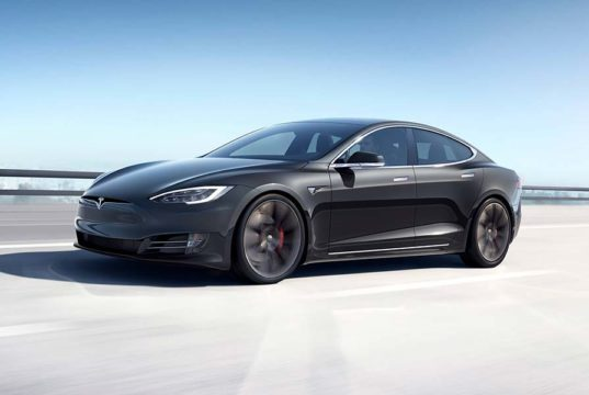 La autonomía del Tesla Model S aumenta a 647 kilómetros