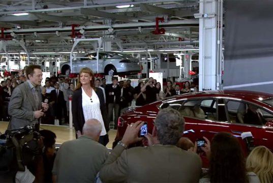 Hace 8 años, Tesla empezó a cambiar el mundo con las primeras entregas del Model S