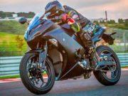 Moto eléctrica de Kawasaki