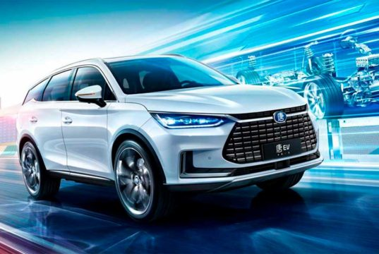BYD, el gigante fabricante Chino empezará a vender coches eléctricos en Europa en 2021