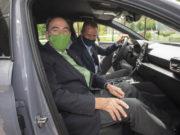 SEAT-Iberdrola-Volkswagen_alianza-movilidad-sostenible