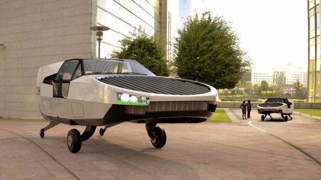 eVTOL-Urban-Aeronautics