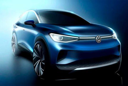 El objetivo de Volkswagen es vender 500.000 unidades del VW ID.4 cada año