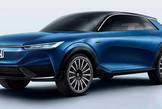 El nuevo coche eléctrico de Honda es finalmente un SUV