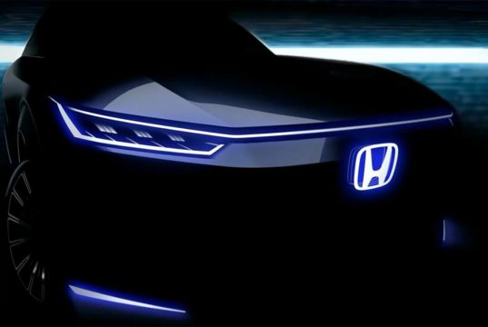 Honda muestra sutilmente su próximo coche eléctrico que presentará en el Auto Show de Beijing