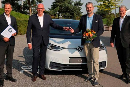 Las primeras entregas del Volkswagen ID.3 ya son una realidad