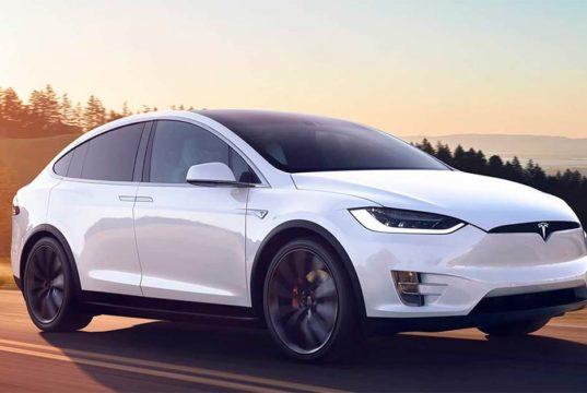 La autonomía del Tesla Model X aumenta considerablemente en la versión 2021