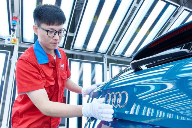 acuerdo-nueva-empresa_Audi-FAW_fabricacion-e-tron-chino