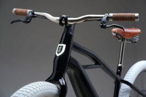 bicicleta-electrica-Harley-Davidson_nueva-marca-Serial-1-Cycle_manillar