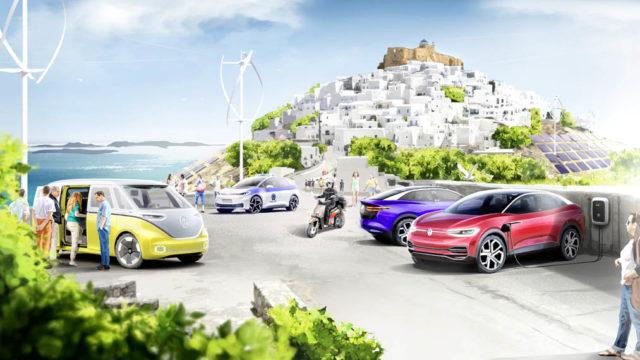 proyecto-volkswagen-movilidad-electrica-Astypalea-isla-Grecia