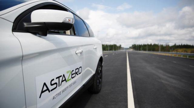 AstaZero_coche