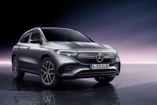 Precio del Mercedes-Benz EQA en España