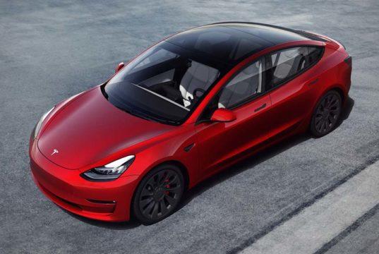 El Tesla Model 3, el sedán premium más vendido del mundo