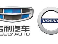 Geely-Volvo-logos